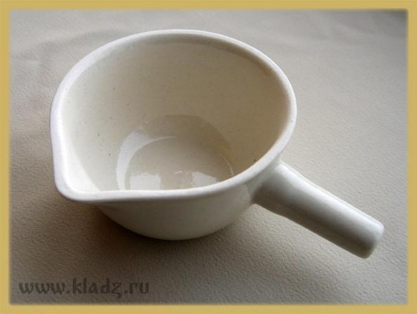 Чашка для плавки сургуча